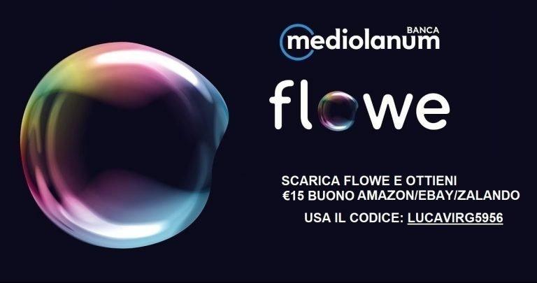 Flowe bonus