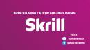 Skrill Bonus