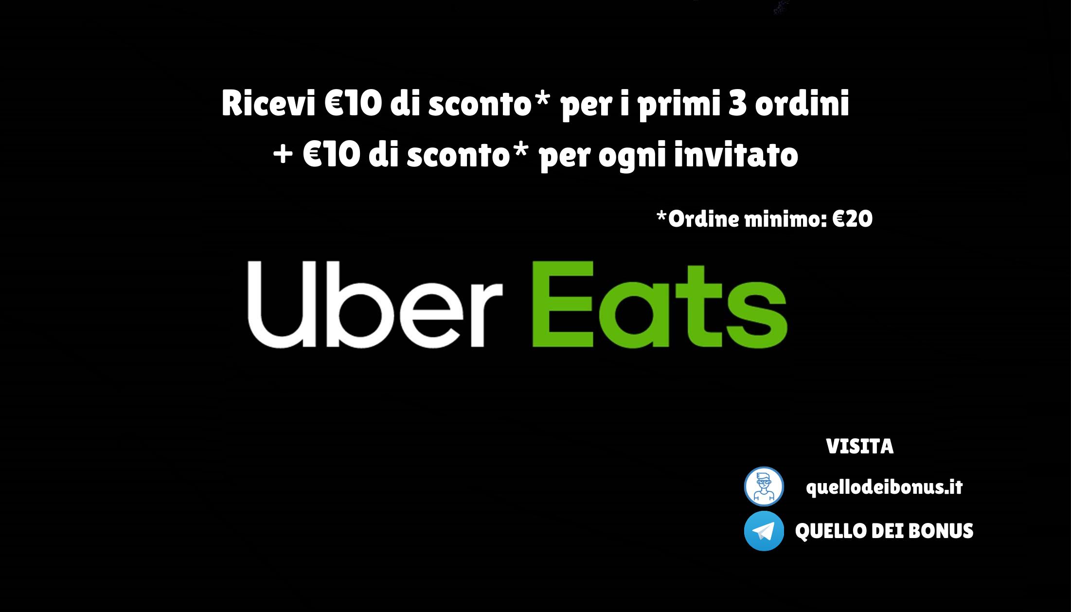 uber eats bonus