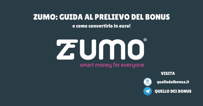 Zumo prelievo Bitcoin SV